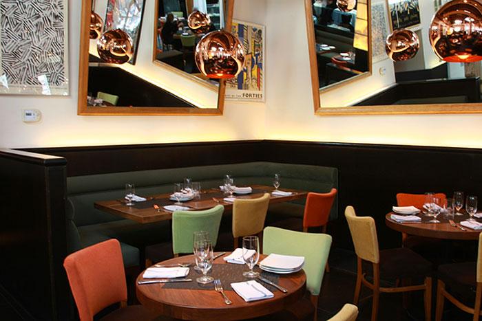 Chaya Brasserie Robertson Boulevard Shopping Dining