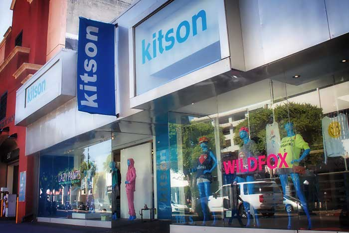 Kitson Robertson Boulevard Shopping Dining Amp Travel Guide For Los Angeles California