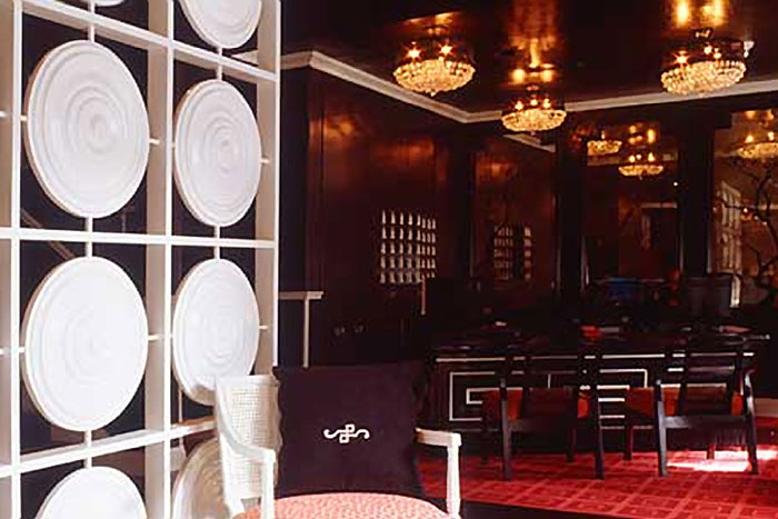 Maison 140 hotel robertson boulevard shopping dining for 140 maison hotel
