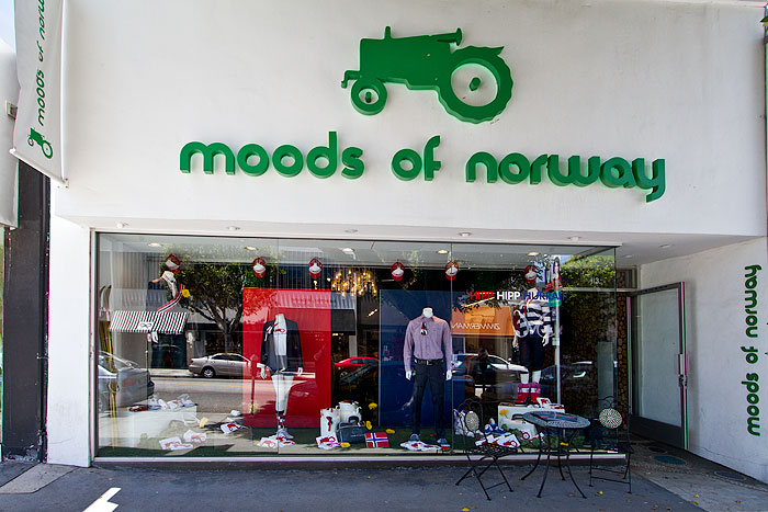 Moods Of Norway Robertson Boulevard Shopping Dining Amp Travel Guide For Los Angeles California