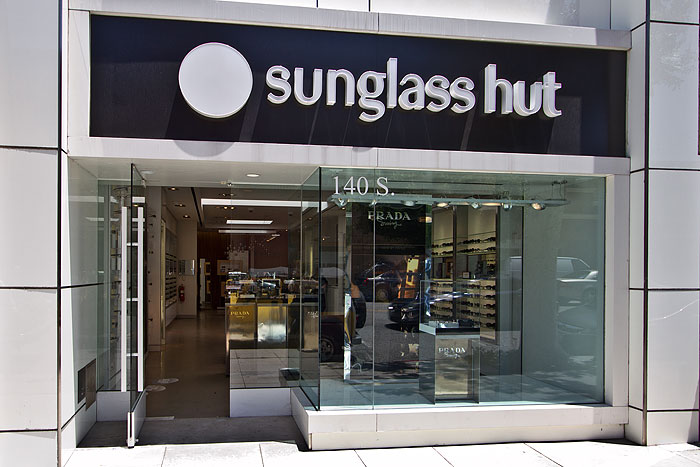 Sunglass Hut Robertson Boulevard Shopping Dining
