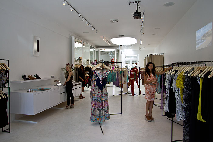 Angels clothing store